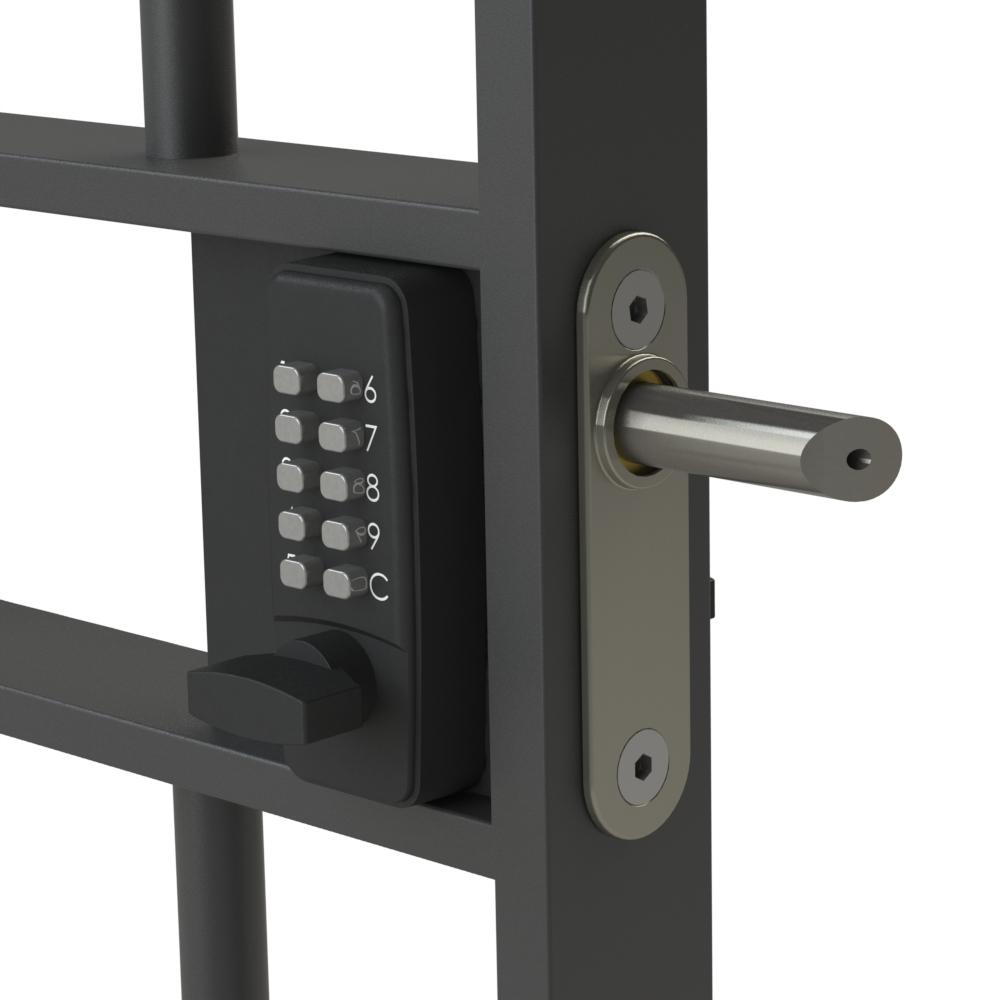 Gatemaster Digital Gatelock Double Sided