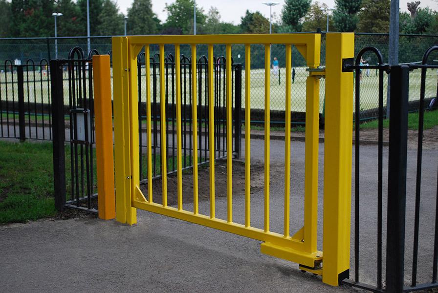 Gatemaster Hydraulic Gate Closer And Hinge Kit