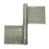 2_part_pressed_flag_hinge_with_removable_pin_40949