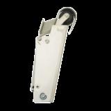 Adjustable gate damper