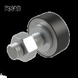 Bump stop buffer bolt on 18mm