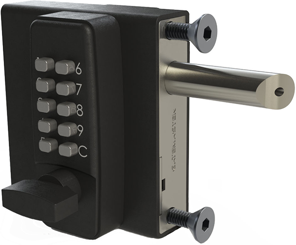 Gatemaster Digital Gatelock Double Sided Signet Locks