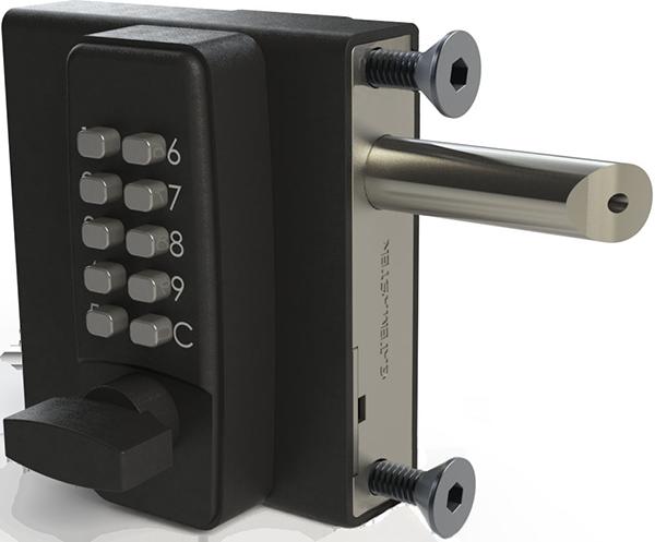 Gatemaster Digital Gatelock Double Sided Signet Locks