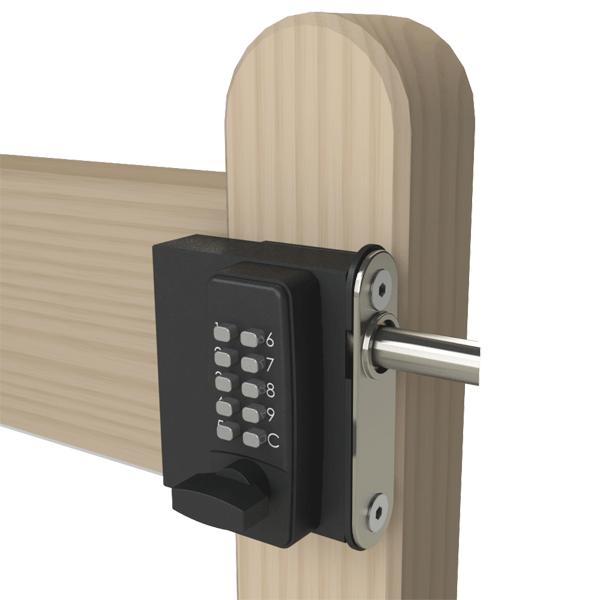 Gatemaster Digital Gatelock Surface Fixed Signet Locks