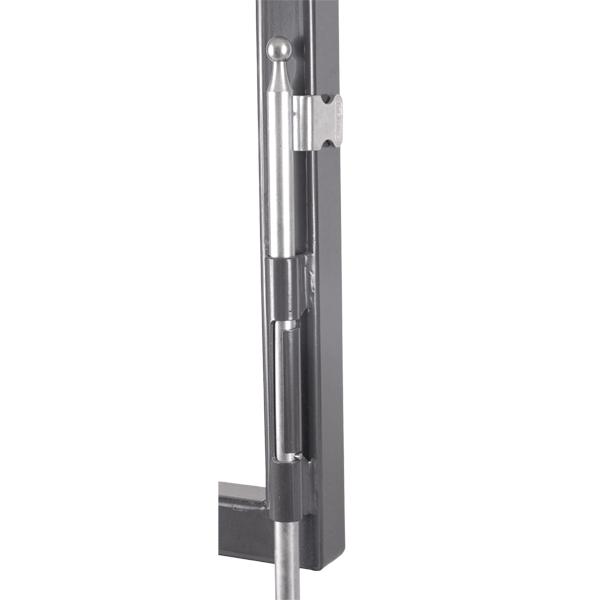 Gatemaster Autolocking Dropbolt Signet Locks