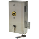 Gatemaster_double_throw_latch_deadlock_with_stainless_steel_case_31136