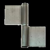 Extra Heavy Duty Hinge With Sealed Bearings Signet Locks