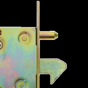 Sliding gate locks